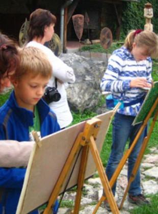 Poznáváme umění