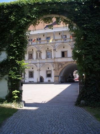 Zámek v Brzegu
