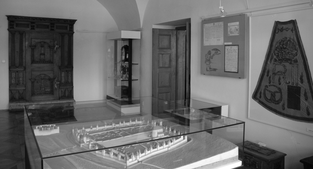 Expozice muzea - aktuální stav