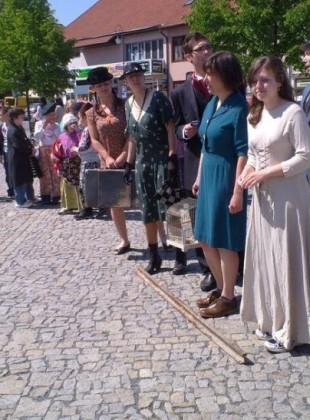 Čekání na tramvaj 2011