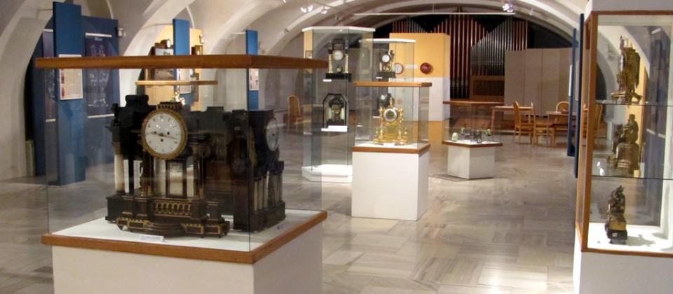 Pohled do výstavy v Šumperku