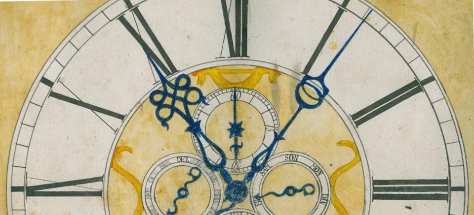 Ze sešitu hodináře Grosse
