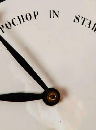 Podlahové hodiny Fr. Pochopa
