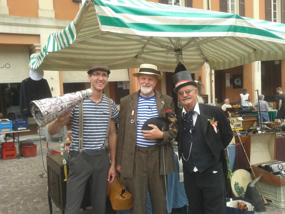 Flašinetářský festival v Longianu