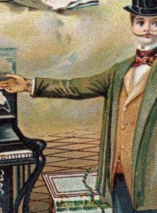 Automatické pianino