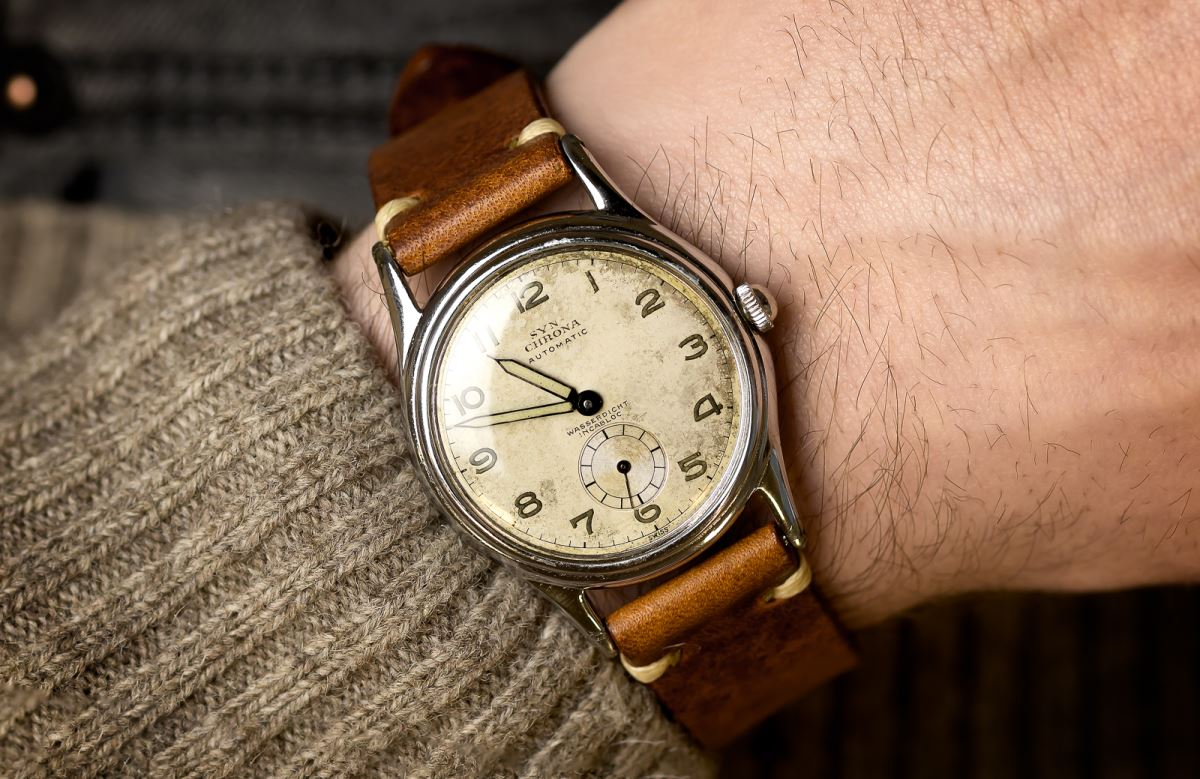 Where to buy vintage watches in Prague