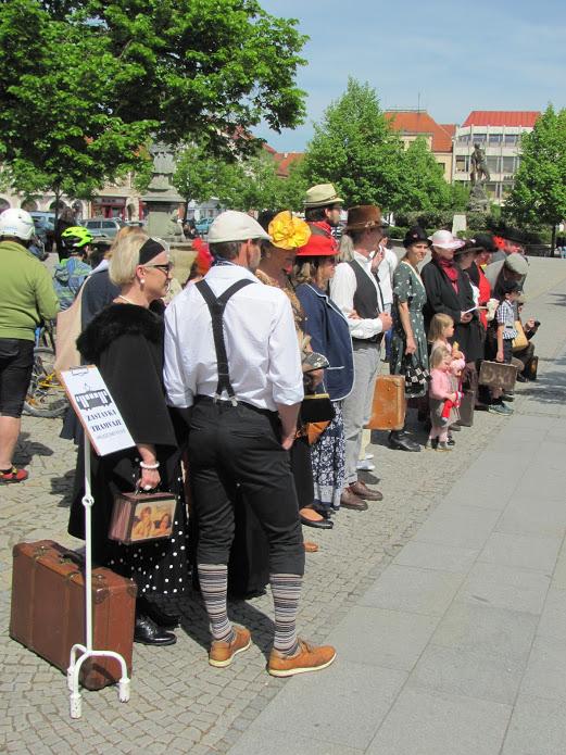 Čekání na tramvaj 2018-2