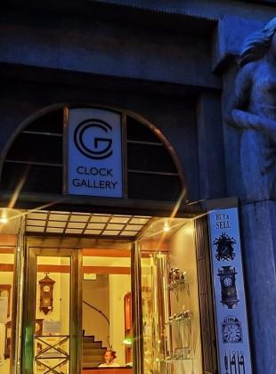 Clock Gallery v Praze