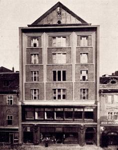 Mozarteum - Urbankuv dum v Praze